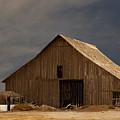 An Old Barn In Rural California by Mark Hendrickson