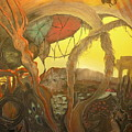 Ancient Dawn Of New Kings by Zsuzsa Sedah Mathe