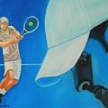 Andy Roddick by Quwatha Valentine