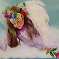 Angel Above by Joni McPherson