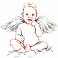 Angel Baby by Denny Phillips