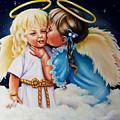 Angel Kiss by Joni McPherson