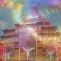 Angel Sanctuary by Anne Cameron Cutri