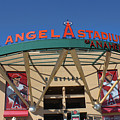 Angel Stadium by Tommy Anderson