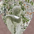 Angels Of The Snow  B by Debra     Vatalaro