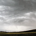 Angry Sky - Montana by D'Arcy Evans