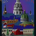 Annapolis Holiday by Joe Barsin