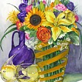 Anniversary Bouquet by Jane Loveall