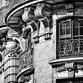Ansonia Building Detail 36 by Val Black Russian Tourchin
