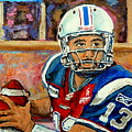 Anthony Calvillo by Carole Spandau