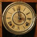 Antique Clock 3 by Jack Dagley