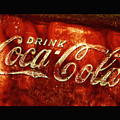 Antique Coca-cola Cooler II by Stephen Anderson