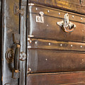 Antique Luggage by Shannon Fagan