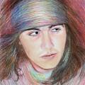 Apache Boy by Elizabeth Silk