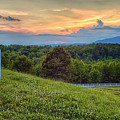 Appalachian Evening by Phill Doherty