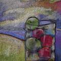 Apples On A Shoreline by Angelina Marino