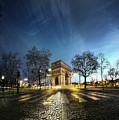 Arc Of Triumph by Pascal Laverdiere