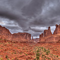 Arches National Park One by Kenneth Eis