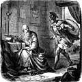 Archimedes (c287-212 B.c.) by Granger