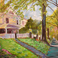 Argonne by Impressionist FineArtist Tucker Demps Collection