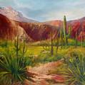Arizona Beauty by Robert Carver