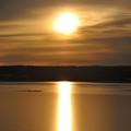Arrowhead Lake Sunrise by Bill Cannon