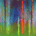 Art Abstract by Jim Hatch