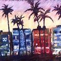 Art Deco Miami by Pat Snook