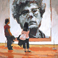 Art Lovers by Robert Bissett
