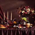 Artistic Food Still Life by Oleksiy Maksymenko