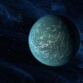 Artists Concept Of Kepler 22b, An by Stocktrek Images