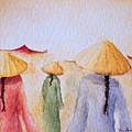 Asian Elegance by Angela Anelli