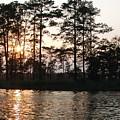 Assawoman Sunset by Kevin Callahan