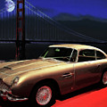Aston Martin Db5 by Wingsdomain Art and Photography