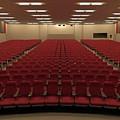 Auditorium by Ron Bissett