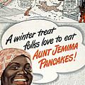 Aunt Jemima Ad, 1948 by Granger