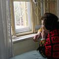 Aunt Leila - Watching Over The Neigbourhood by Munir Alawi