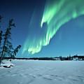 Aurora Borealis by Michael Ericsson