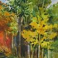 Autumn Day by Anna  Duyunova