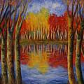 Autumn. by Evgenia Davidov