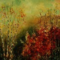 Autumn Lanfscape by Pol Ledent