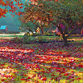 Autumn Leaves by Suzanne Shepherd