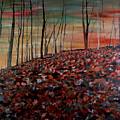 Autumn by Oudi Arroni