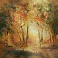 Autumn Sun by Aneta  Berghane