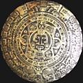 Aztec Calendar by Michelle Dallocchio