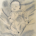 Baby Sleeping by M Valeriano