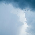 Backdrop Of A Stormy Sky by Sami Sarkis