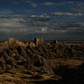 Badlands National Park by Benjamin Dahl