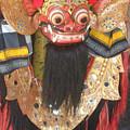 Balinese Barong by Mark Sellers