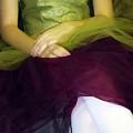 Ballerina Lap by Angelina Tamez